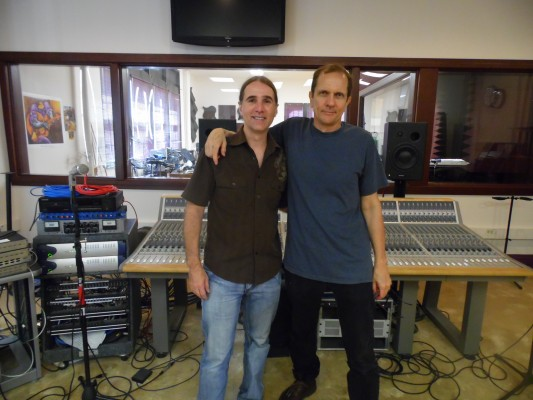 A day with George Tutko